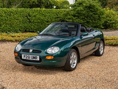 Navigate to Lot 116 - 1997 MG F