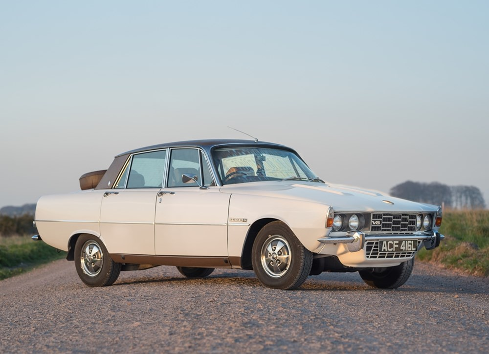 Lot 241 - 1972 Rover 3500S 'Huntsman'