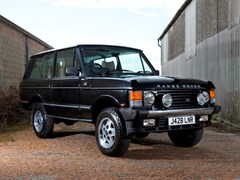 Navigate to Lot 127 - 1991 Range Rover CSK