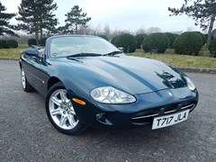 Navigate to Lot 210 - 1999 Jaguar XK8 Convertible