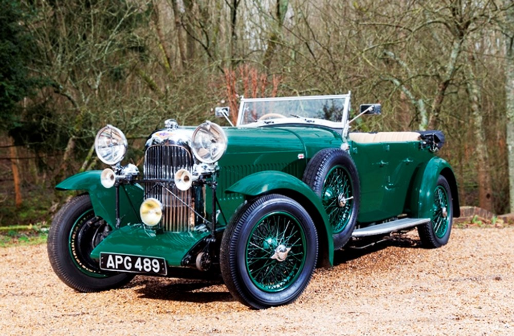 Lagonda 16/80 Open Tourer - Classic & Sports Car Auctioneers