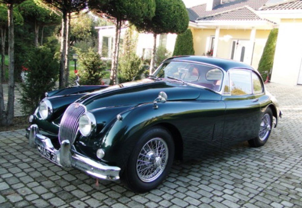 Lot 236 - 1958 Jaguar XK150 Fixedhead Coupé