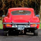 Ref 117 1970 Jaguar E-Type Series 2 Coupe -