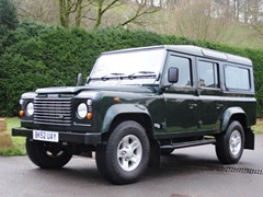 Navigate to Lot 258 - 2002 12964 Defender 110 TDS County, Ex-Sandringham Estate