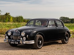 Navigate to Lot 249 - 1959 Jaguar Mk. I Saloon