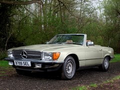 Navigate to Lot 230 - 1985 Mercedes-Benz 280SL Roadster