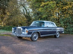Navigate to Lot 350 - 1967 Mercedes-Benz 220SE Coupé