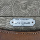 Lot 77. Mercedes-Benz luggage. -