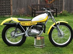 Navigate to Lot 311 - 1975 Yamaha TY250