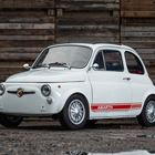 Ref 19 1971 Fiat 500L Abarth Recreation -