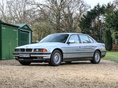 Navigate to Lot 123 - 1995 BMW 750i L