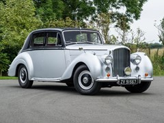 Navigate to Lot 145 - 1954 Bentley R-Type Saloon (Standard steel)