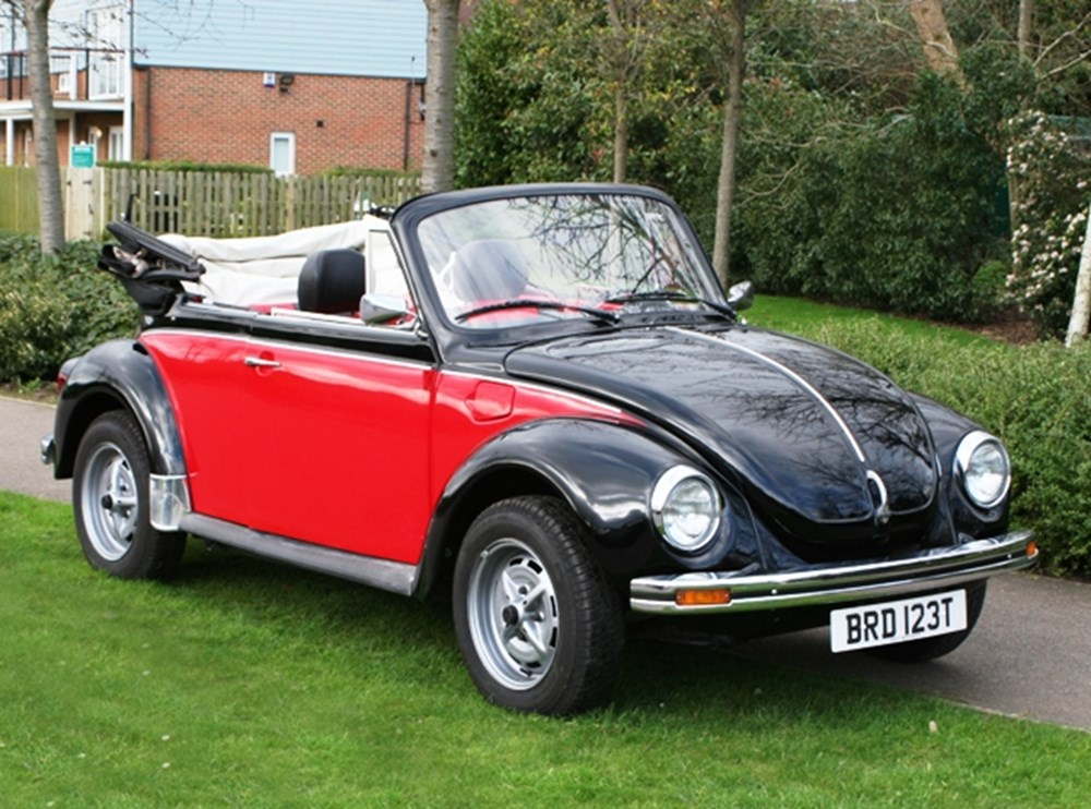 Lot 267 - 1978 Volkswagen Beetle 1303 Convertible by Karmann