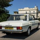 REF 37 1975 Mercedes-Benz 200 Saloon -