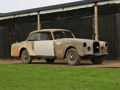 Navigate to Lot 275 - 1963 Alvis TD21 Coupé (Restoration)