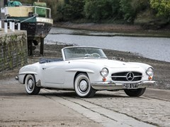 Navigate to Lot 176 - 1962 Mercedes-Benz 190 SL Roadster