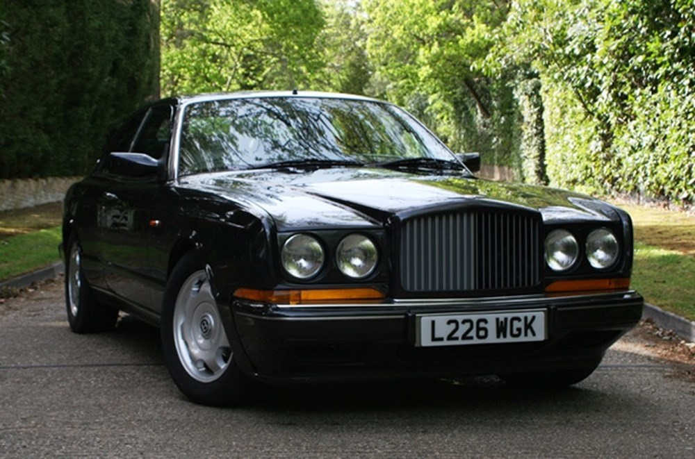 Lot 177 - 1994 Bentley Continental R by Mulliner Park Ward