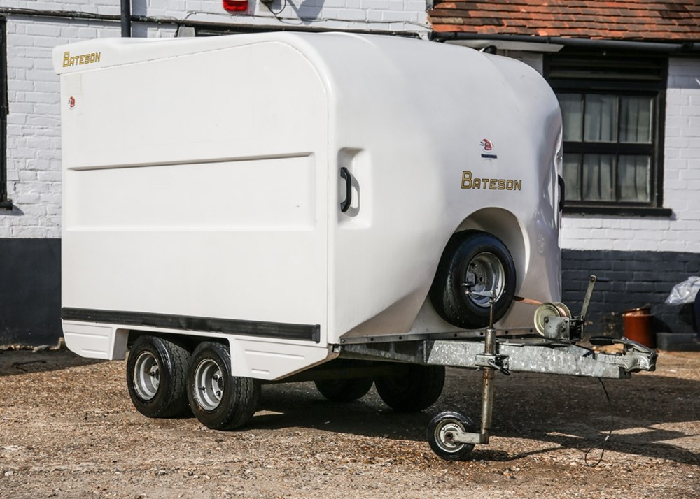 Lot 150 -   Bateson Trailer