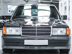 Navigate to Lot 213 - 1988 Mercedes-Benz 190E 2.3 16V Cosworth