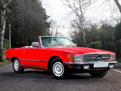 Navigate to Lot 332 - 1980 Mercedes-Benz 380 SL Roadster *WITHDRAWN*