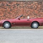 REF 123 1993 Mercedes-Benz 300 SL Roadster -