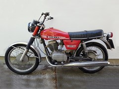 Navigate to Lot 110 - 1972 Gilera Arcore 150