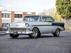 Navigate to Lot 136 - 1956 Chevrolet Bel Air