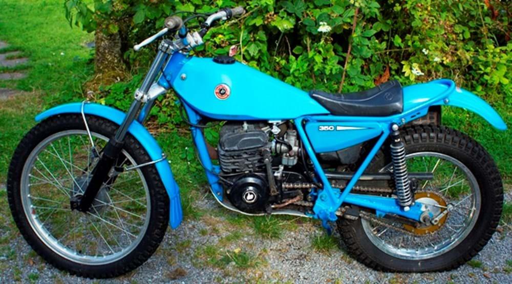 REF 234 1980 Bultaco Sherpa T 350