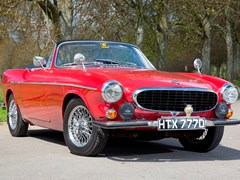 Navigate to Lot 168 - 1966 Volvo P1800S Convertible
