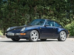 Navigate to Lot 205 - 1995 Porsche 911/993 Carrera 2
