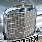 Ref 66 1965 Mercedes Benz 220 SE Convertible -