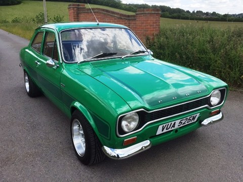 Ref 100 1974 Ford Escort RS2000