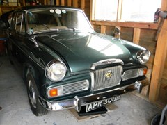 Navigate to Lot 324 - 1964 Sunbeam Rapier Mk.IV