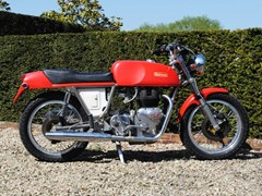 Navigate to Lot 126 - 1973 13048 Interceptor (Royal Enfield)