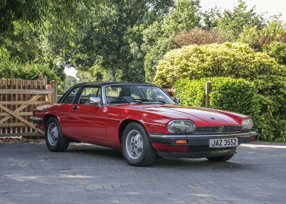 Lot 268 - 1986 Jaguar XJ-SC (5.3 Litre)