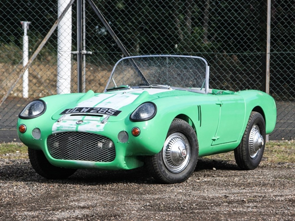 Lot 139 - 1957 Berkeley SE328 Sport