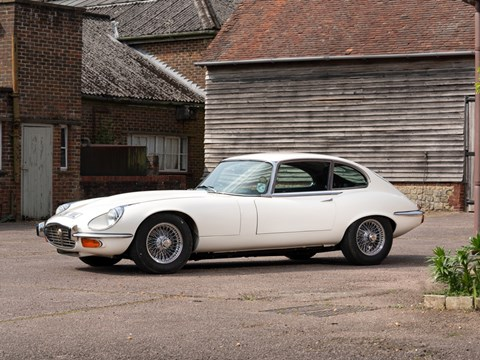 Ref 96 1973 Jaguar E-Type Series III V12 Fixedhead Coupé