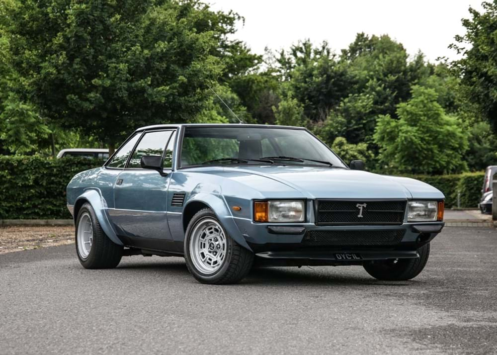 Lot 225 - 1974 De Tomaso Longchamp GTS