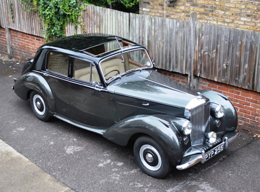 Lot 310 - 1955 Bentley R-Type (Standard Steel Saloon)