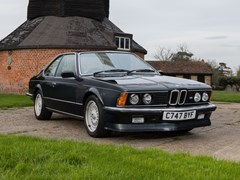 Navigate to Lot 208 - 1985 BMW  M635 CSi