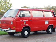 Navigate to Lot 202 - 1986 Volkswagen T25