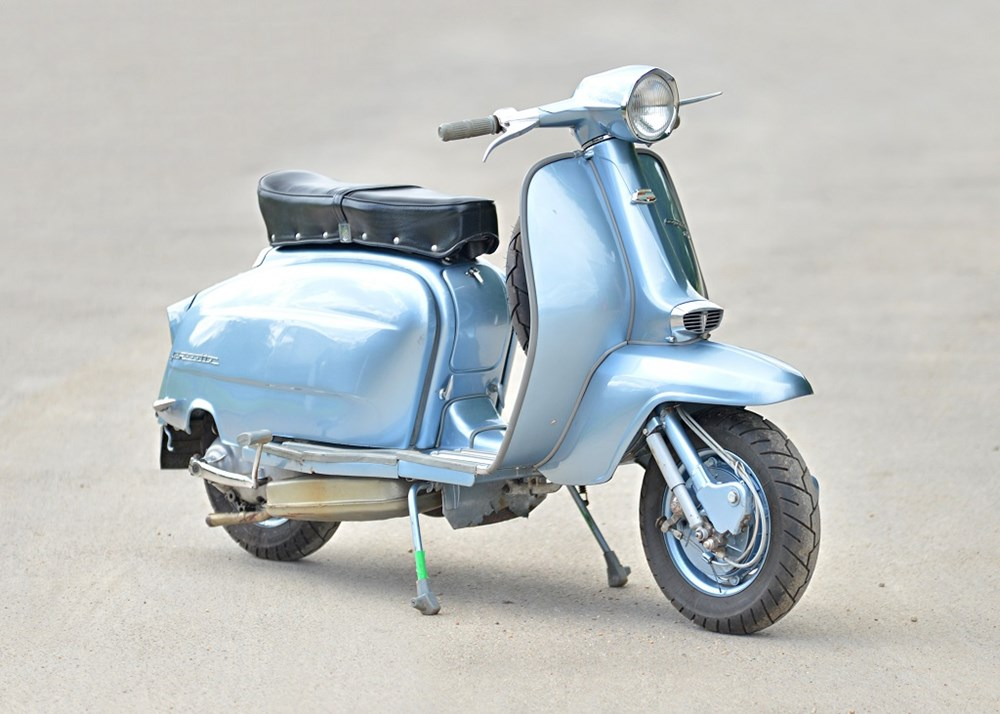 Lot 106 - 1962 Lambretta TV175 Series III