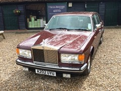 Navigate to Lot 192 - 1984 Rolls-Royce Silver Spirit