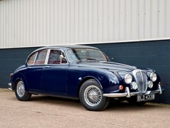 Navigate to Lot 340 - 1964 Daimler 2.5 V8 Saloon