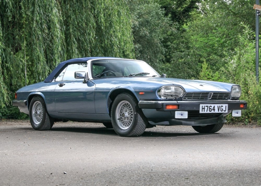 Lot 150 - 1991 Jaguar XJS V12 Convertible