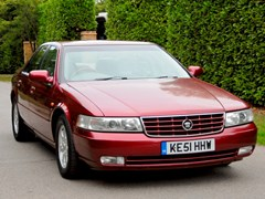 Navigate to Lot 340 - 1999 Cadillac Seville STS