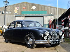 Navigate to Lot 277 - 1956 Jaguar Mk.I 240 Saloon 'Endeavour' *WITHDRAWN*