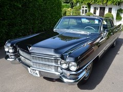 Navigate to Lot 294 - 1963 Cadillac Sedan de Ville