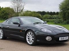 Navigate to Lot 369 - 2002 Aston Martin DB7 V12 Vantage