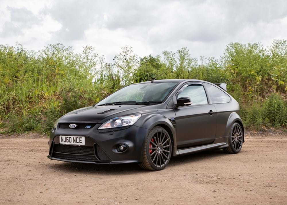 Lot 120 - 2010 Ford Focus RS500